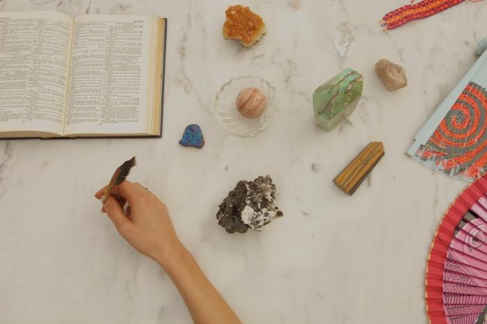 Write on Stone